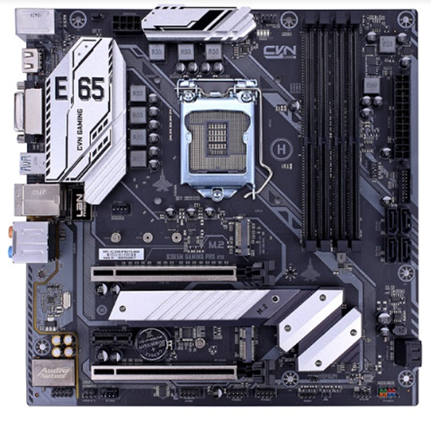 COLORFUL Officially Announces CVN B365M Gaming Pro V20 for Intel 8th / 9th Processors a45cc3299e4f3f5f4484a07583e67559